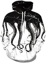 Best octopus hoodie black and white Reviews