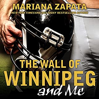 The Wall of Winnipeg and Me audiobook cover art