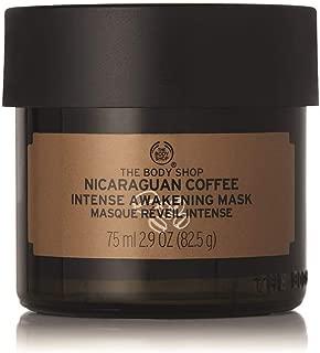 The Body Shop Nicaraguan Coffee Intense Awakening Mask, 2.9 Oz