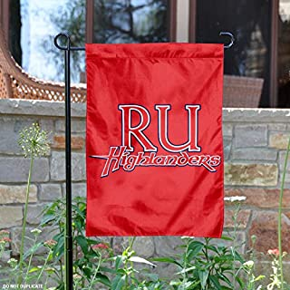 College Flags and Banners Co. Radford Highlanders Garden Flag