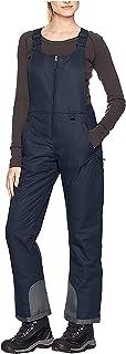 Avenmax Womens Ski Snow Bib Insulated Water Resistant Ski Snowboard Overall Pants