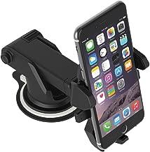 SHOPTOSHOP 360 Degree Adjustable Universal Car Mobile Phone Holder (Car Mobile Holder)
