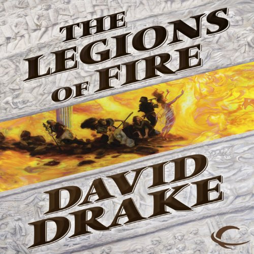 The Legions of Fire audiobook cover art