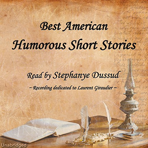 Best American Humorous Short Stories cover art
