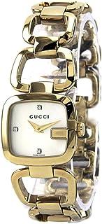 275d4096f8c Gucci G-Gucci Mother of Pearl Dial Gold-Tone SS Quartz Ladies Watch YA125513