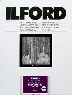 102 mm x 152 mm 100 Blatt ILFORD STUDIO Satin 250 gsm//10Mil Postcard