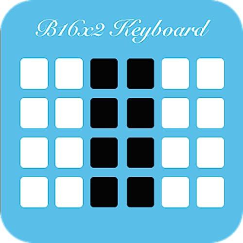 B16x2 Keyboard