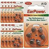 Hörgerätebatterie in der Größe 13 EarPower |...