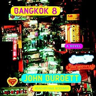 Bangkok 8 audiobook cover art