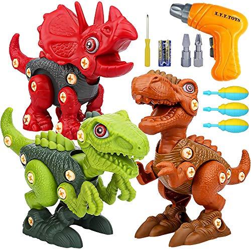 Bdwing 3PCS Dinosaurios Juguetes