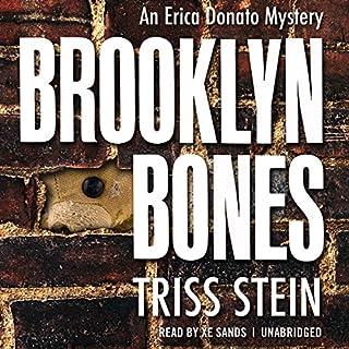 Brooklyn Bones audiobook cover art