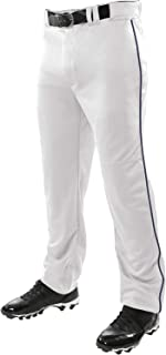 CHAMPRO Sports Adult Triple Crown Open Bottom Piped Pants