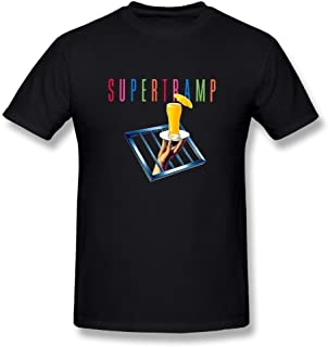 FEDNS Men's The Very Best of Supertramp T Shirt