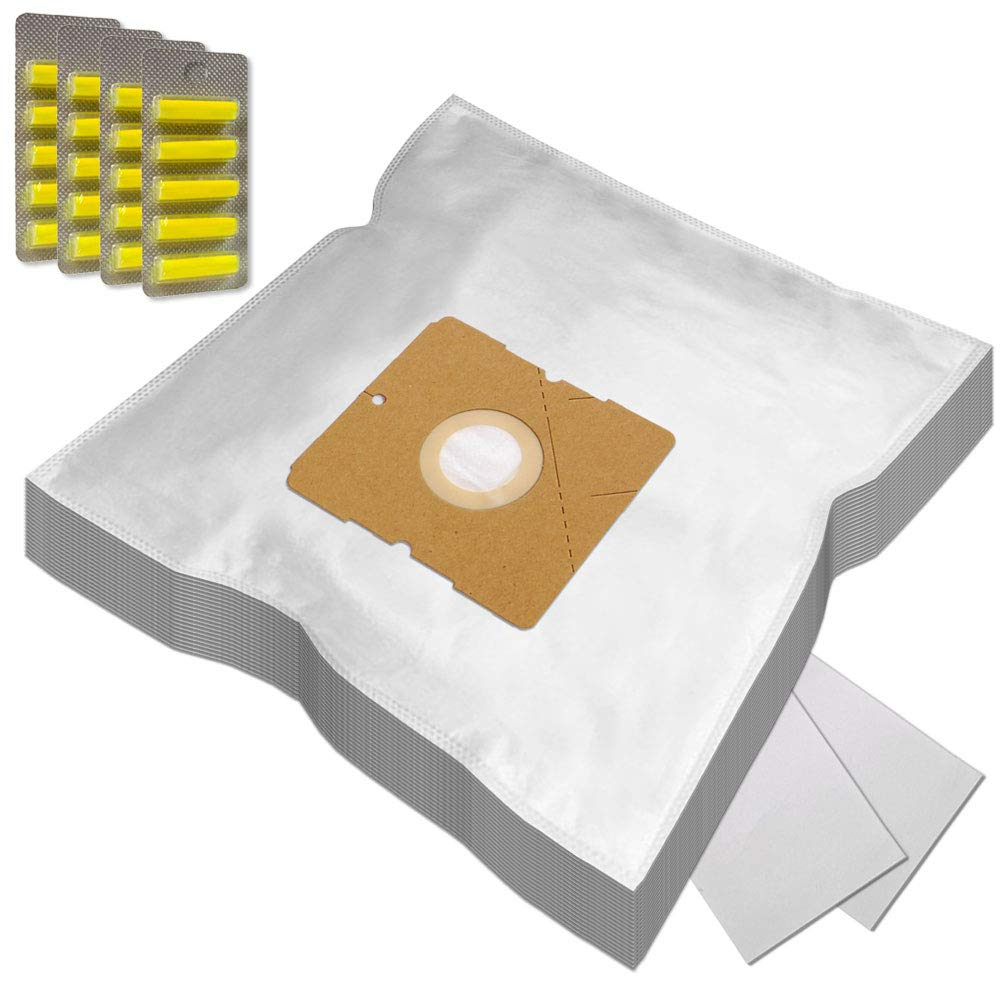 Set 20 Ambientadores + Filtros + 20 Bolsas de aspiradora para JATA 895-902 Torbellino: Amazon.es: Hogar