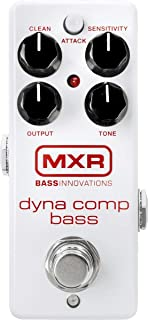 MXR M282 Bass Dyna Comp Mini Compressor Bass Effects Pedal