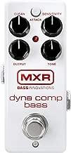 MXR Dyna Comp Bass Compressor Effect Pedal (M282)