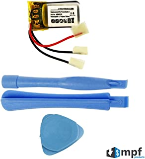 MPF Products 90mAh AHB481221 Battery Replacement Compatible with Beats by Dre Powerbeats 2 Wireless in-Ear Headphones