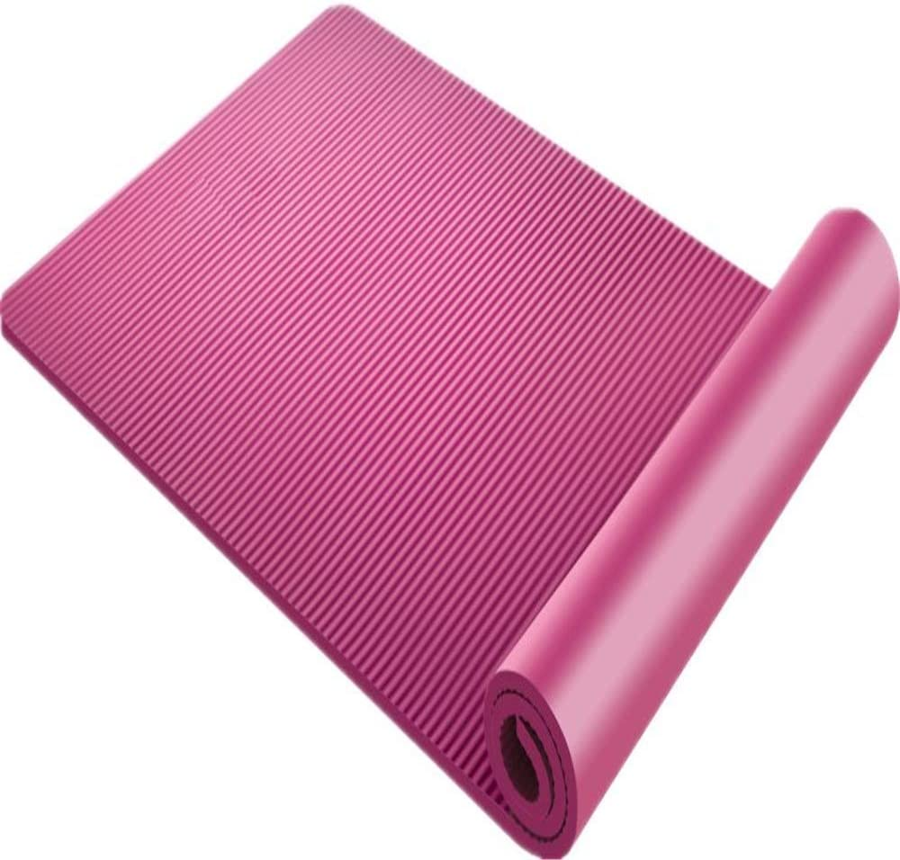 Yoga mats for Limited time free shipping Beginners Lengthened Thicken Women Boston Mall and Men