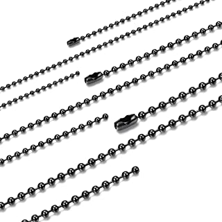 Best mens ball chain necklace Reviews