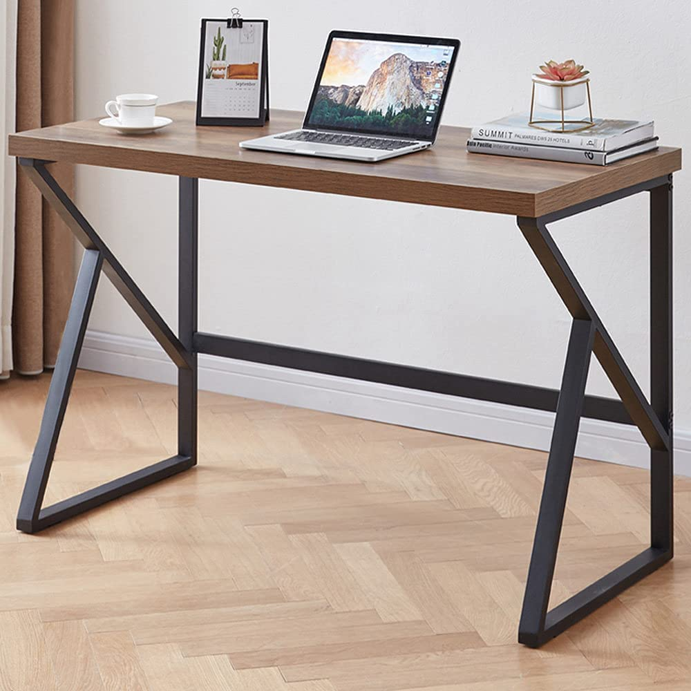 Fashion HSH Industrial Home Office 2021 new Desk St and Metal Wood Vintage