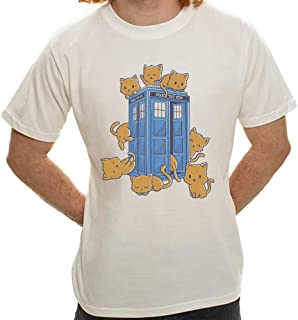 - Camiseta Cats Cabin - Masculino