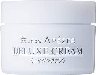 APÉZER(アペゼ) 無添加クリーム 乾燥 たるみ しわ エイジングケア 天然 和漢 デイケア用 ナイトケア用 美肌 基礎化粧品