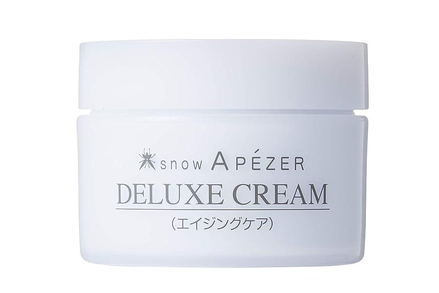 療法レザー光沢snow APéZER DELUXE CREAM30g