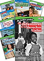 Time For Kids Social Studies Grades 2-3 Spanish Set (Exploring Reading)
