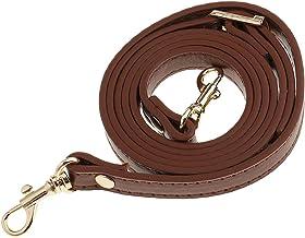 Black Healifty 130CM Adjustable Replacement Shoulder Bag Strap Detachable Belt for Messenger Bags Long Straps Bag Accessories Part