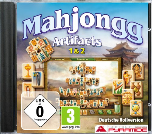 Mahjongg Artifacts 1+2 [Software Pyramide]