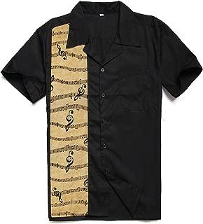 King Kerosin a Maniche Corte Camicia Worker-SPEED Lords