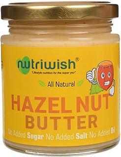 Nutriwish Hazelnut Butter Bottle, 200 g
