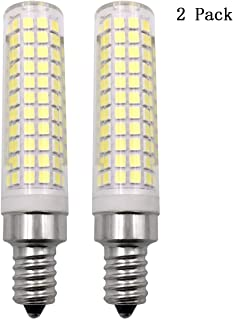 AC110-130V 7W 11 LED Light Bulb E14 Base Socket Holder IP44 Water Resistance Portable for Living Room Dining Hall Corrior Attic Balcony Courtyard Walmeck