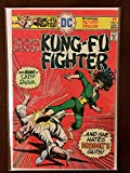 Richard Dragon Kung Fu Fighter 1976 #5 First Printing DC Comic Book