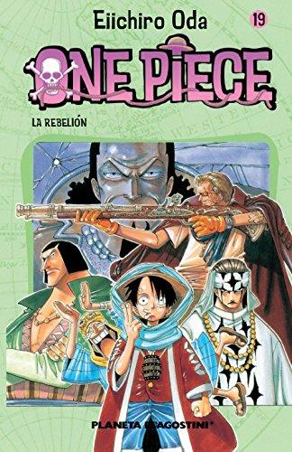 One Piece nº 19: La rebelión (Manga Shonen)