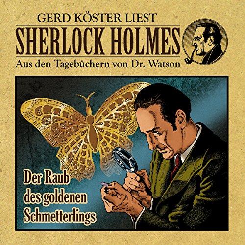 Der Raub des goldenen Schmetterlings cover art