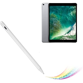Linx 8 inch Tablet Broonel Grey Fine Point Digital Active Stylus Pen Compatible with The Linx 8 inch Tough Tab 8