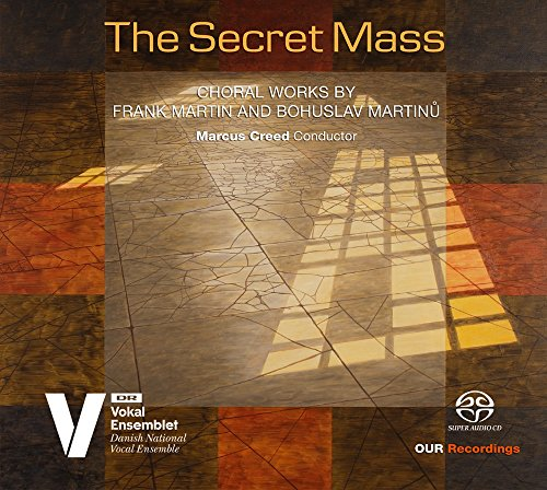 Martin-Martinu : The Secret Mass-Oeuvres pour Choeur