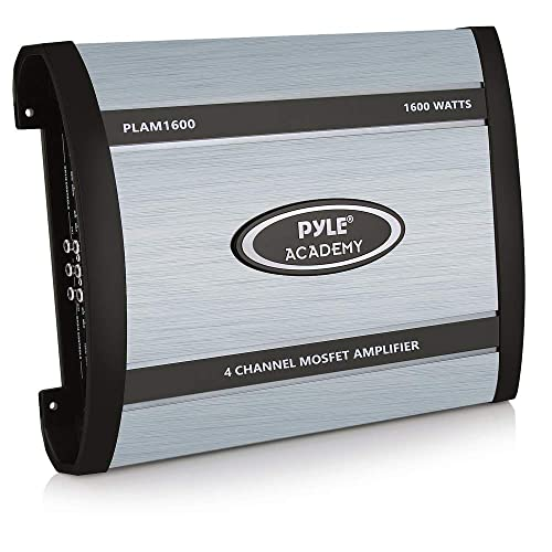 Car Stereo Crossover Bass: Amazon com