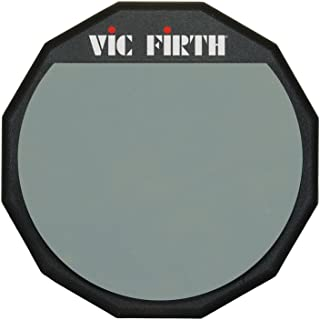 Vic Firth ヴィクファース Single Sided Practice Pad 6 Inches【並行輸入品】