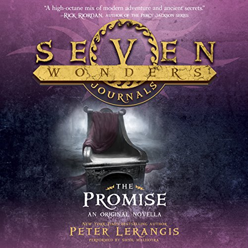 Seven Wonders Journals: The Promise cover art