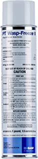 Pt Wasp Freeze II Aerosol - 17.5 Oz. Can ~ Control Wasps, Hornets, Yellow Jackets, Spiders