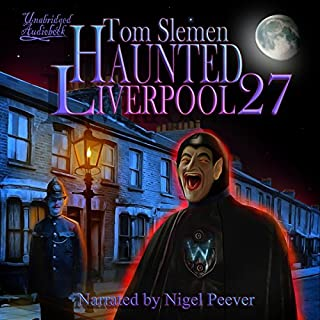 Haunted Liverpool 27 cover art
