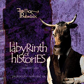 Faction Paradox: A Labrynth of Histories audiobook cover art