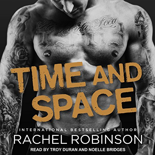 Couverture de Time and Space
