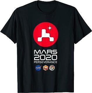 Mars Rover Persévérance 2021 Jour d'atterrissage T-Shirt