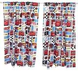 Character World - Cortinas (137 cm), diseño de Cars