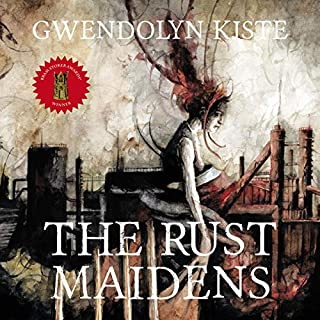 The Rust Maidens cover art