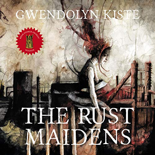 The Rust Maidens audiobook cover art