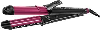 Rowenta CF4512 Fashion Stylist 3 en 1 - Planchas de Pelo, Mu